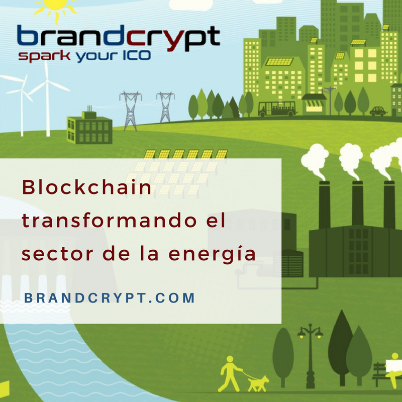 Blockchain transformando el sector de la energía