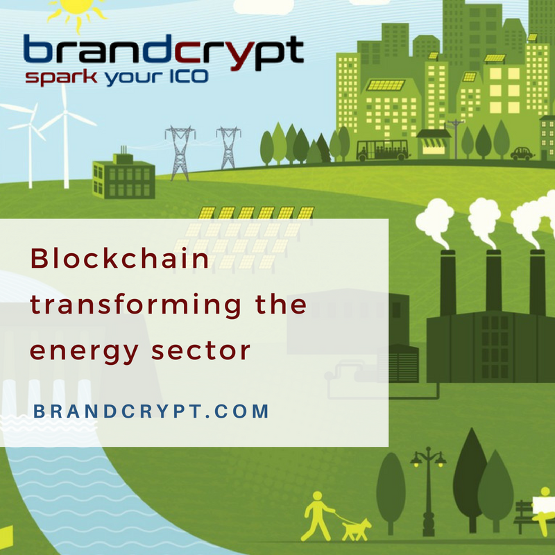Blockchain transforming the energy sector