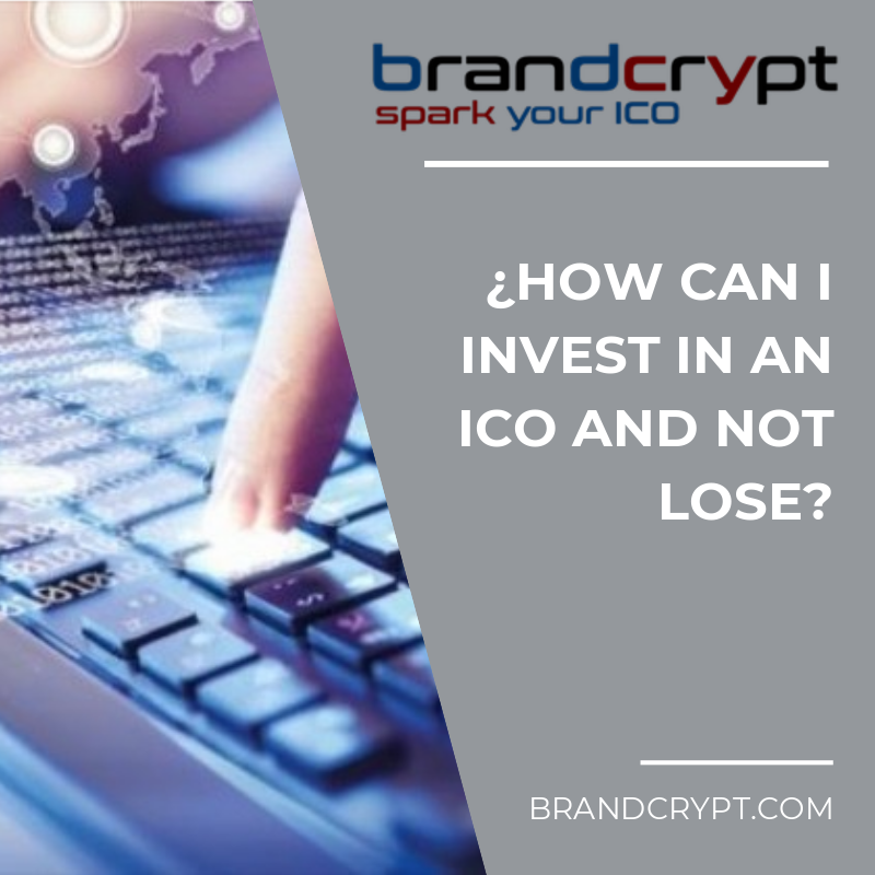 How can I invest in an ICO and not lose?