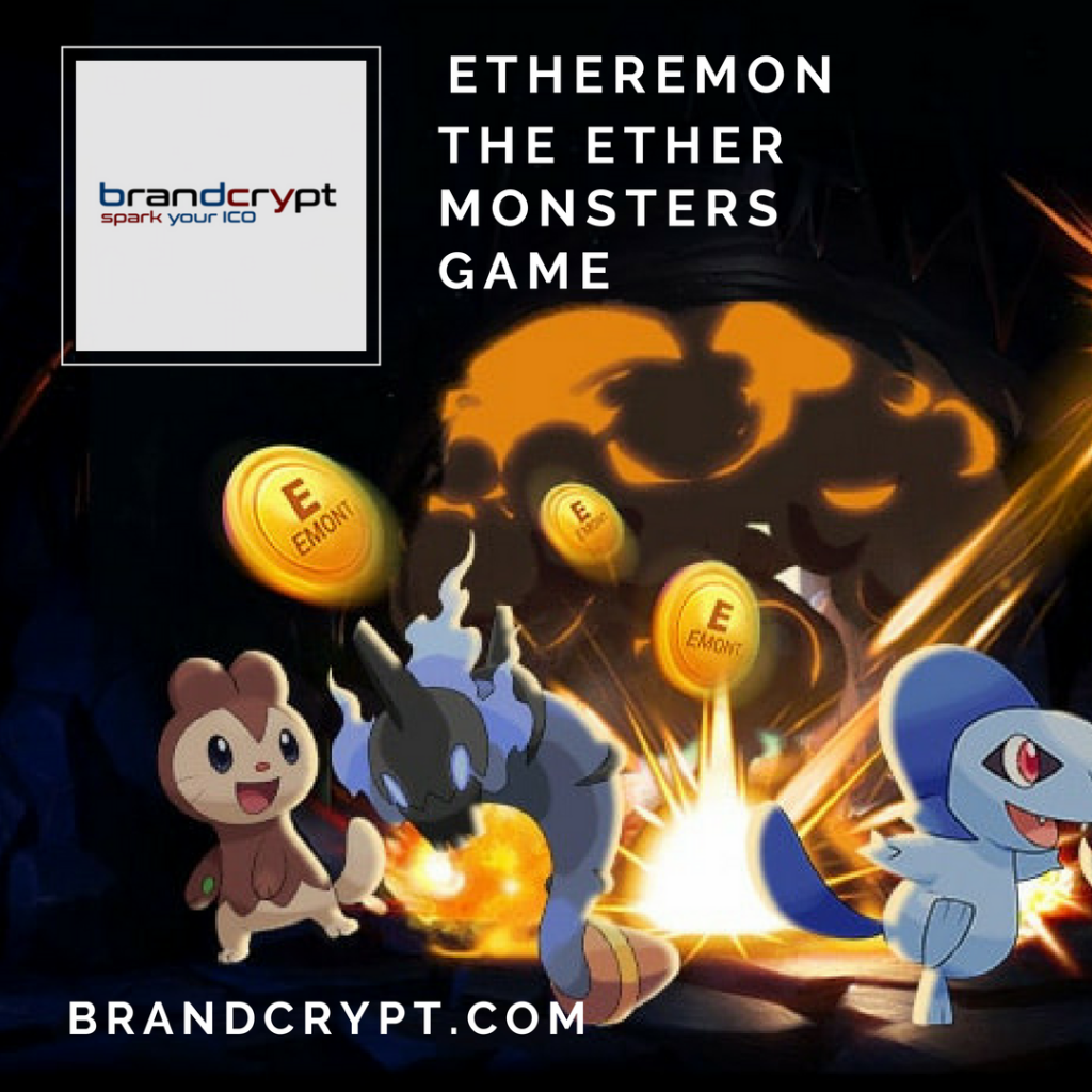 Etheremon the ether monsters game