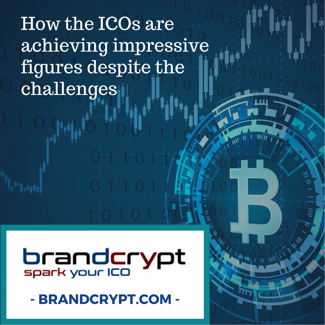 How the ICOs are achieving impressive figures despite the challenges
