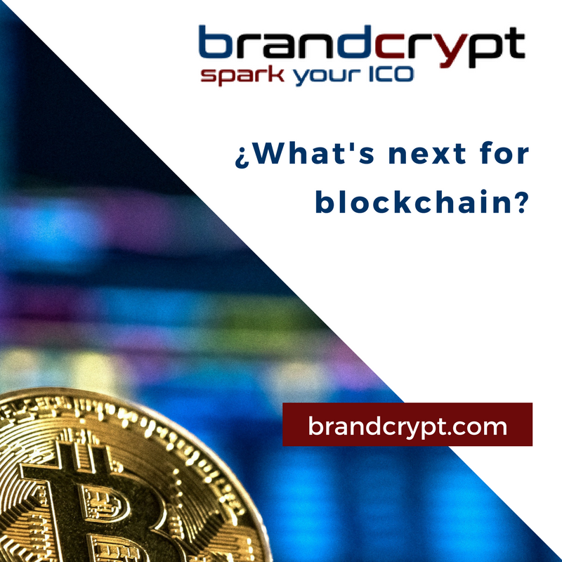 What's next for blockchain